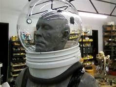 Helmet from plastic bucket