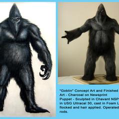 Phantom Harbor Goblin