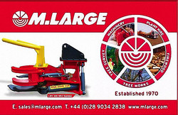 LMS TREE SHEAR AVAILABLE FROM M LARGE
