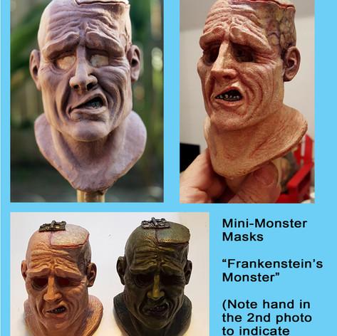 Mini-Monster Masks