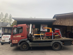 LMS Tree shear  packed and ready to go t