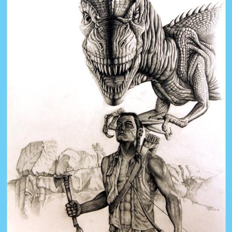 Turok Concept Art