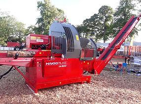 Hakki Pilke Firewood Processors availabl