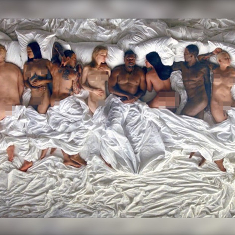 "Kanye West's ""Famous"""