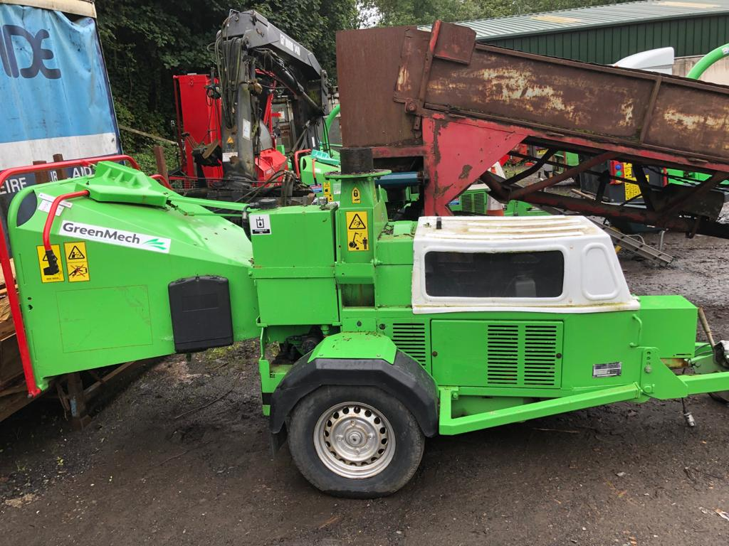 Second hand chippers available 02890 342838