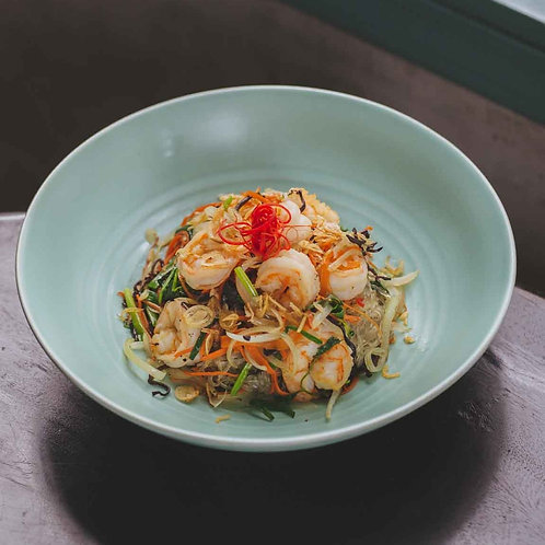 Gỏi miến hải sản / Glass noodles salad with seafood