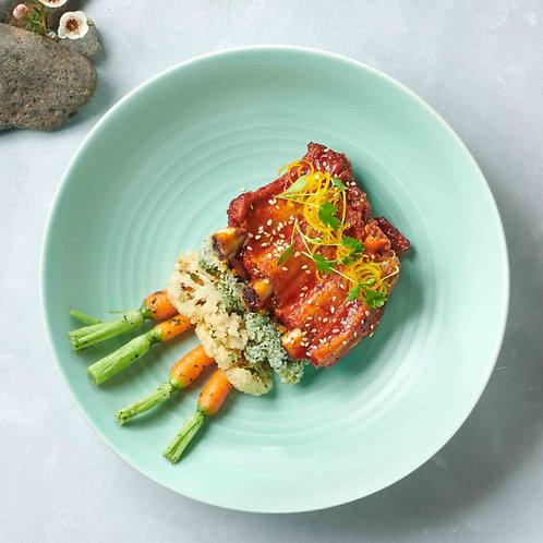 Sườn nướng ngũ vị/Grilled five spices pork ribs
