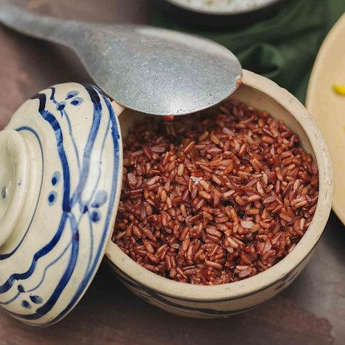 Cơm gạo lức / Steamed brown rice