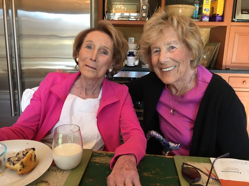 Aunt Lola  & Phyl