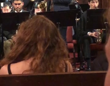 Gaby, Tufts Jazz Orchestra solo