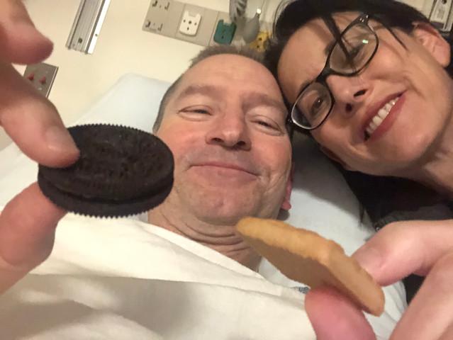Cookies at NIH