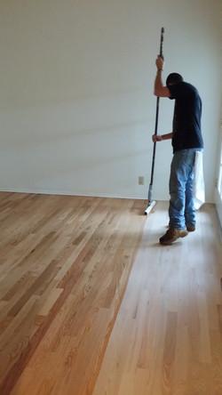Hardwood Floor Refinishing LA
