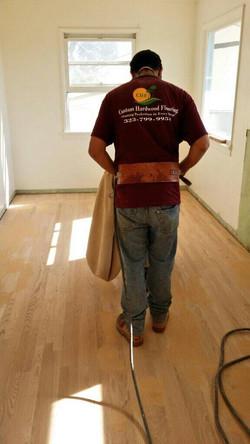 Professional Wood Floor Sanding