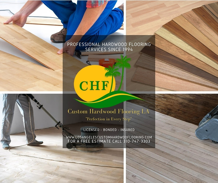 Hardwood Floor Installation and Refinishing Los Angeles
