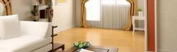 Installation of Engineered flooring