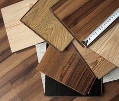 Laminated flooring - Engineered hardwood floor