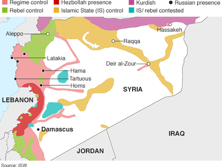 Em wat geet et am Syrien-Krich?