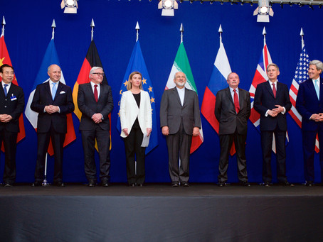 Iran an d'Atombomm