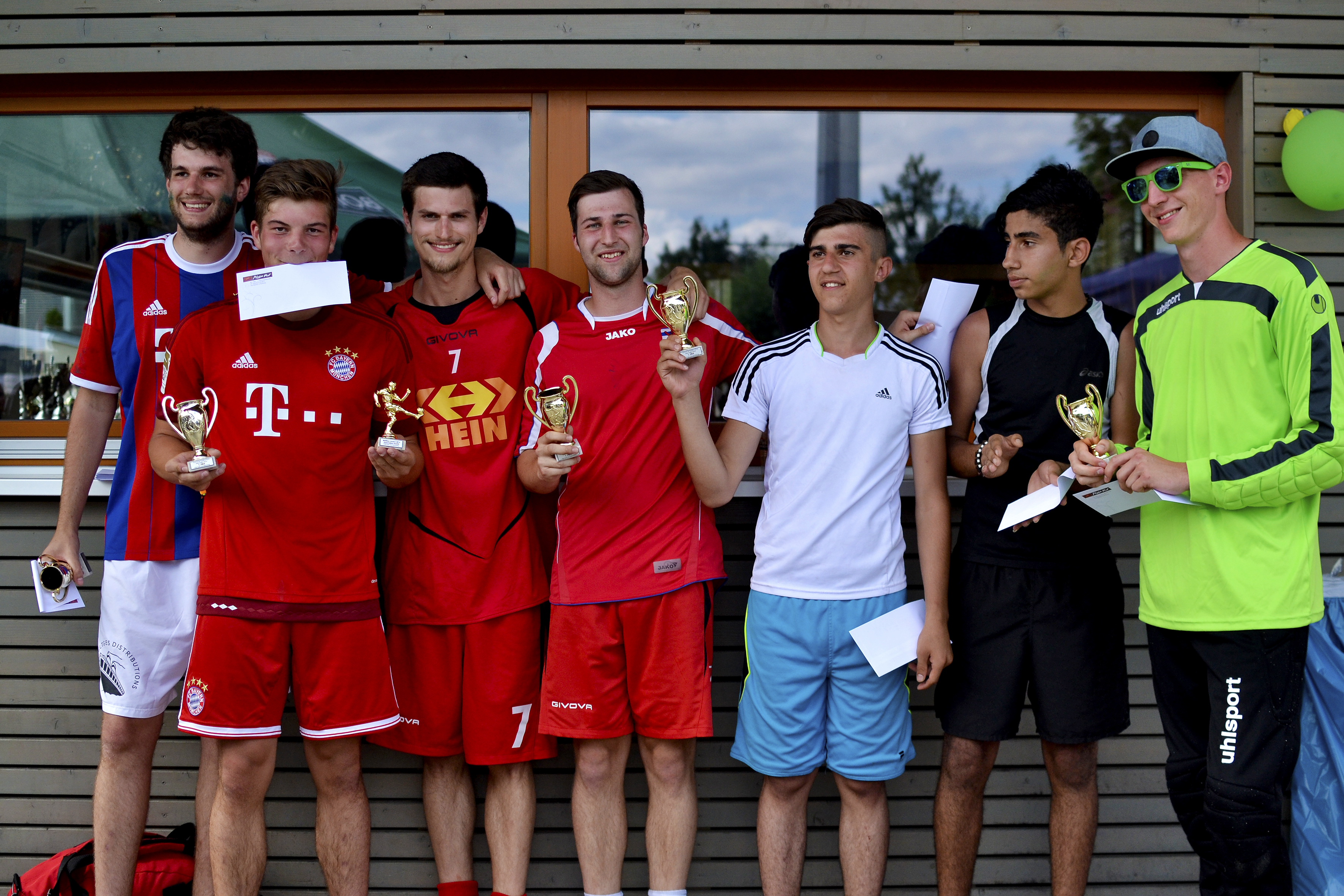 Fussball-Tournoi 2016