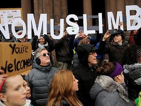 """Wat ass den """"Muslim ban""""?"""