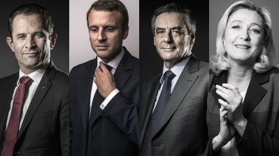 Wien gëtt franséischen President?