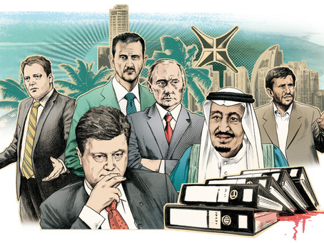 Wat sinn d'Panama Papers?