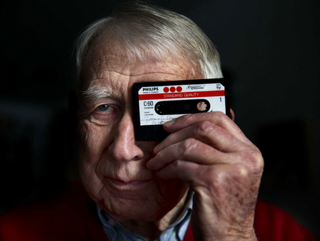 R.I.P. Lou Ottens, Creator of the Cassette Tape Dead at 94