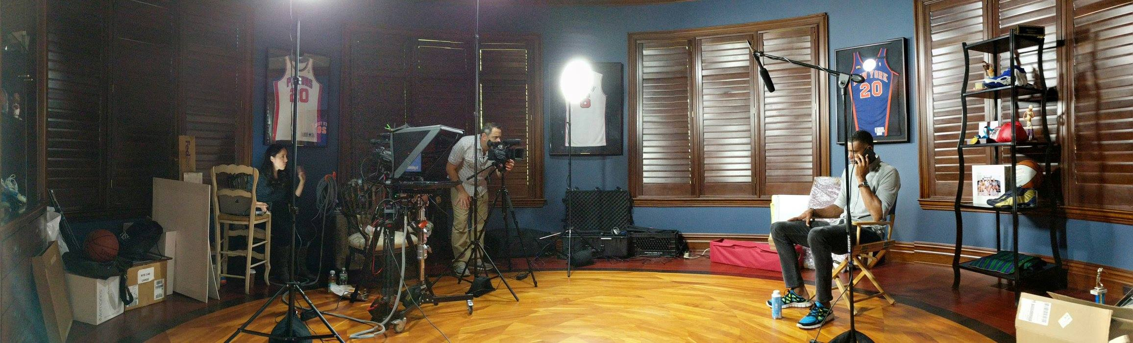 standard camera crew package 4