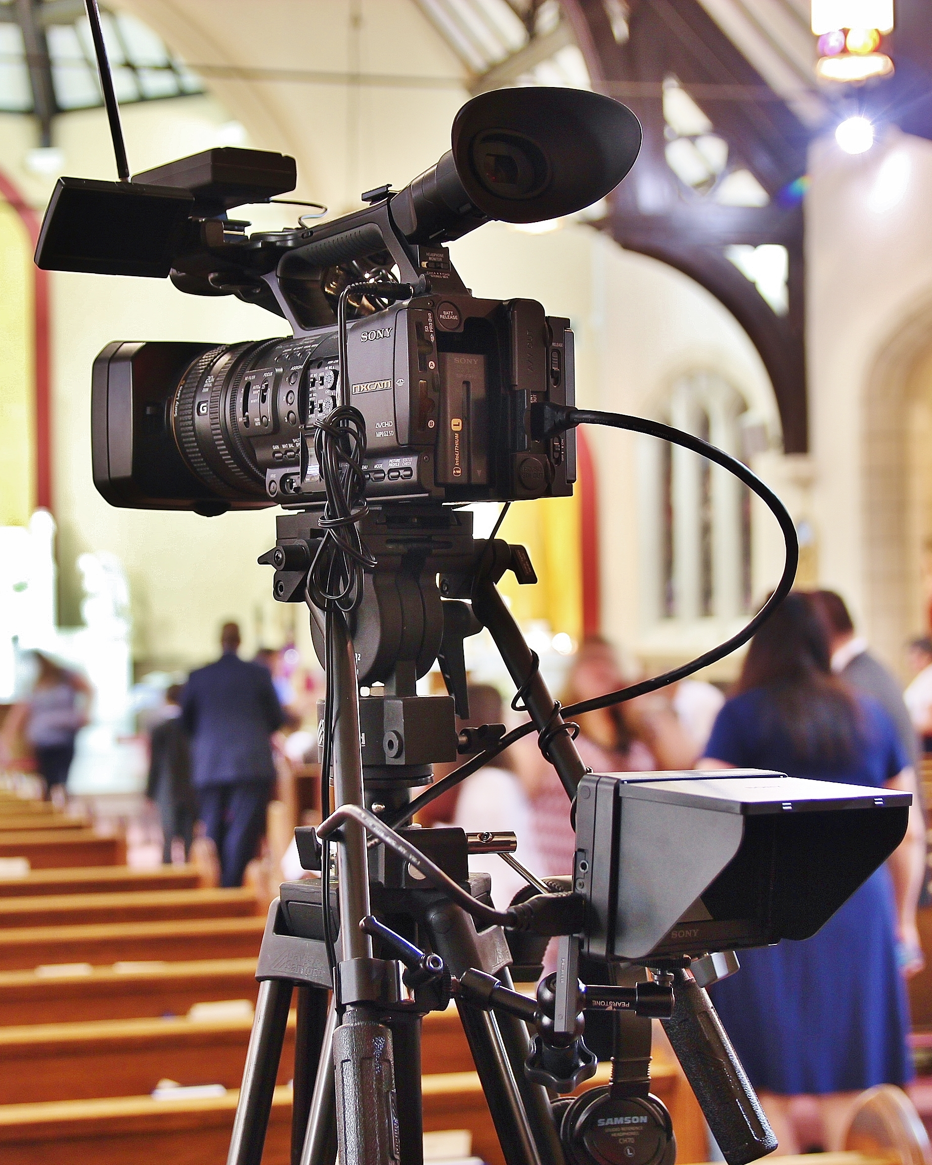 standard camera crew package 1