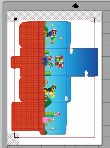 cubo  Mario