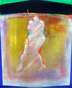 toile 46 x 37 2007