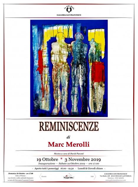 Retour sur l'exposition à Reggio Nell Emilia