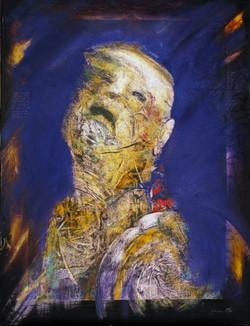 toile 100 x 130 2011