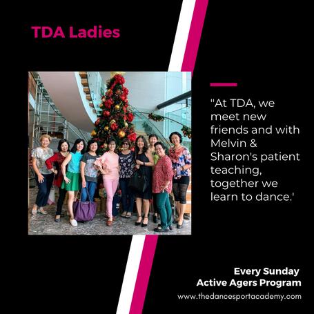 TDA Ladies
