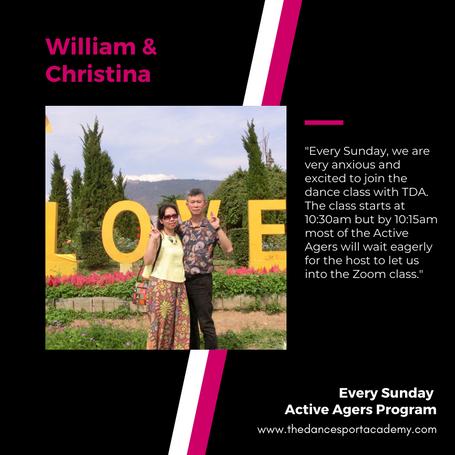 William & Christina