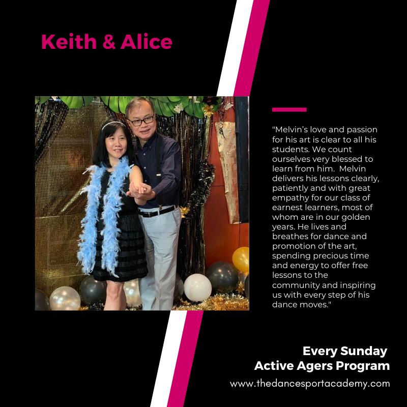 Keith & Alice