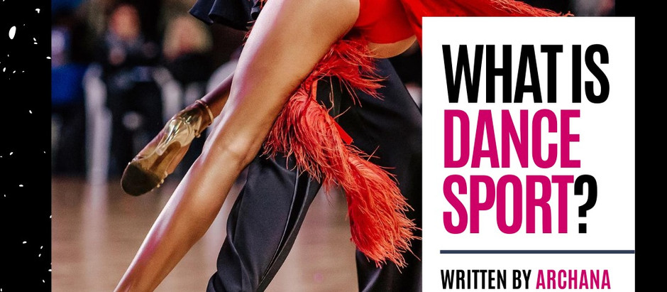 What is DanceSport? (And why it rules!)