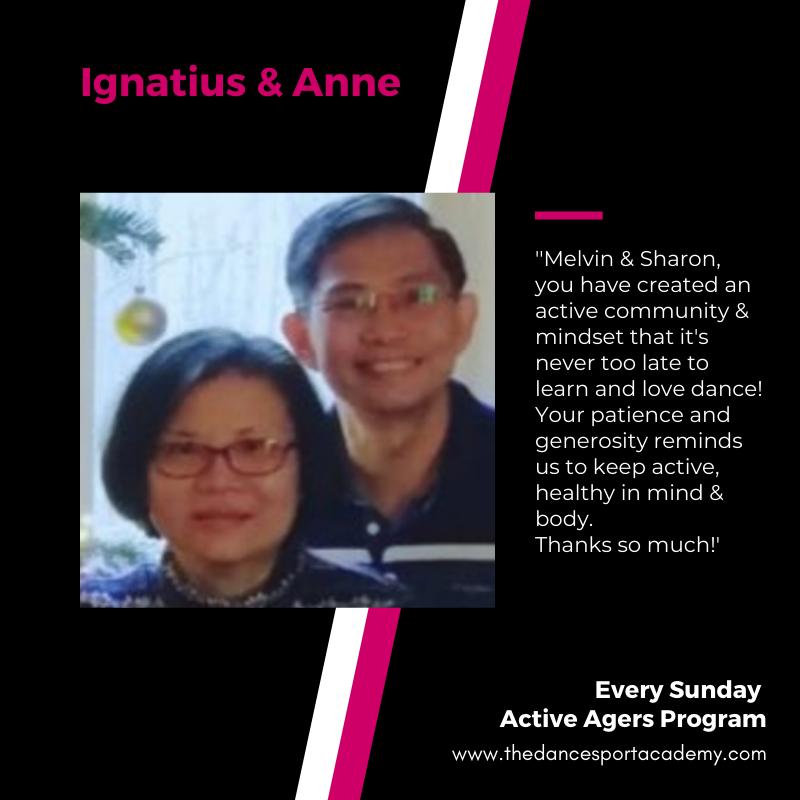 Ignatius & Anne