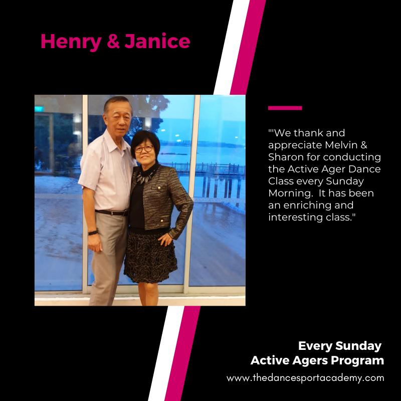 Henry & Janice
