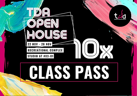 10x Open House Classes