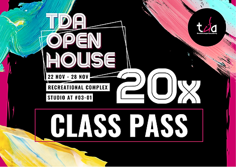 20x Open House Classes