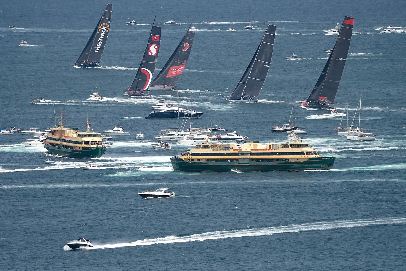 Sydney to Hobart yacht race, Australia