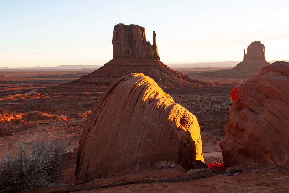 Monument Valley from Arizona, USA