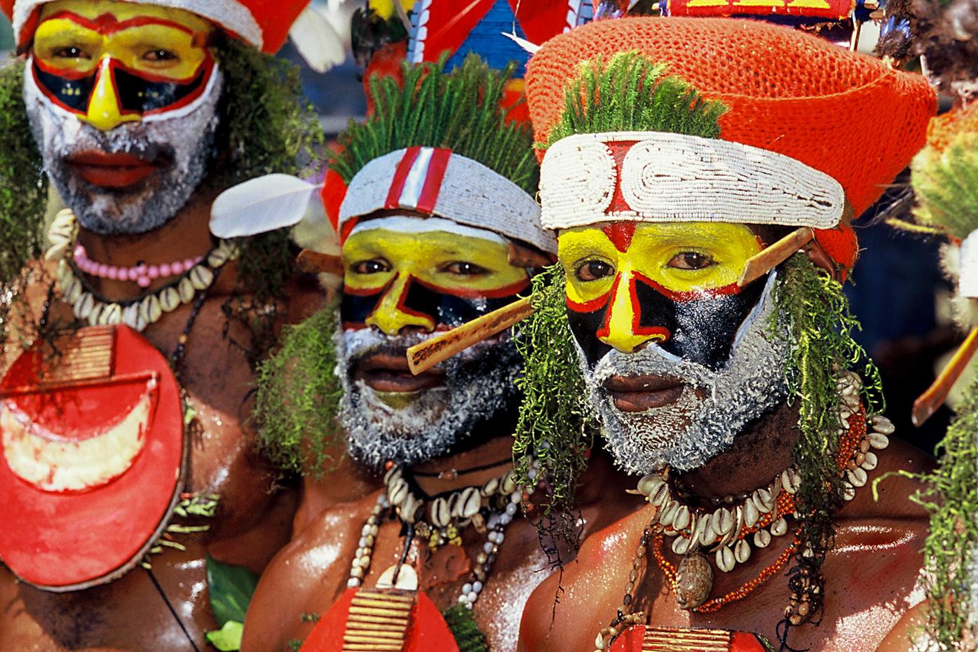 Highland Show in Goroka, Papua New Guinea
