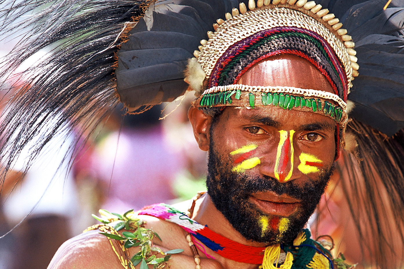 Highland Show in Goroka, Papua New Guinea