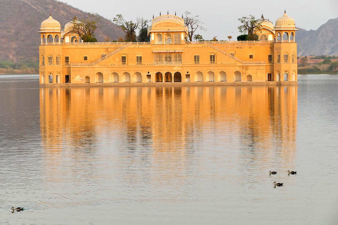 Jai Mahal Palace in Jaipur, India