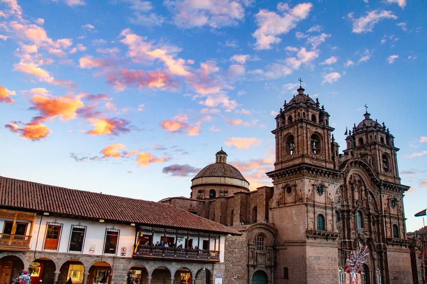 Cuzco Cathedral, Peru
