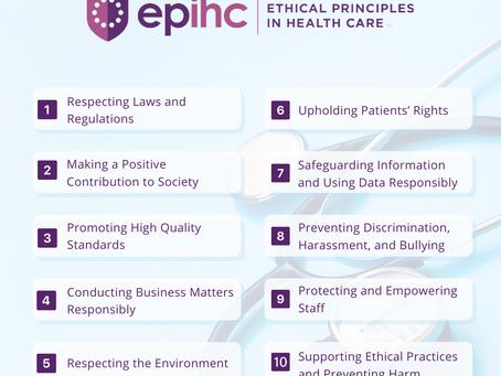 StratifiCare is an EPiHC Signatory