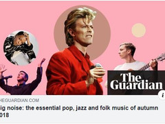 Arts Preview: The Guardian