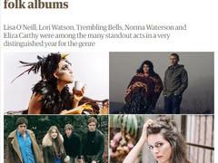 The Guardian's Best Folk Albums 2018
